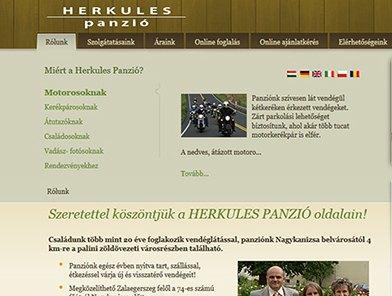 Herkules panzió